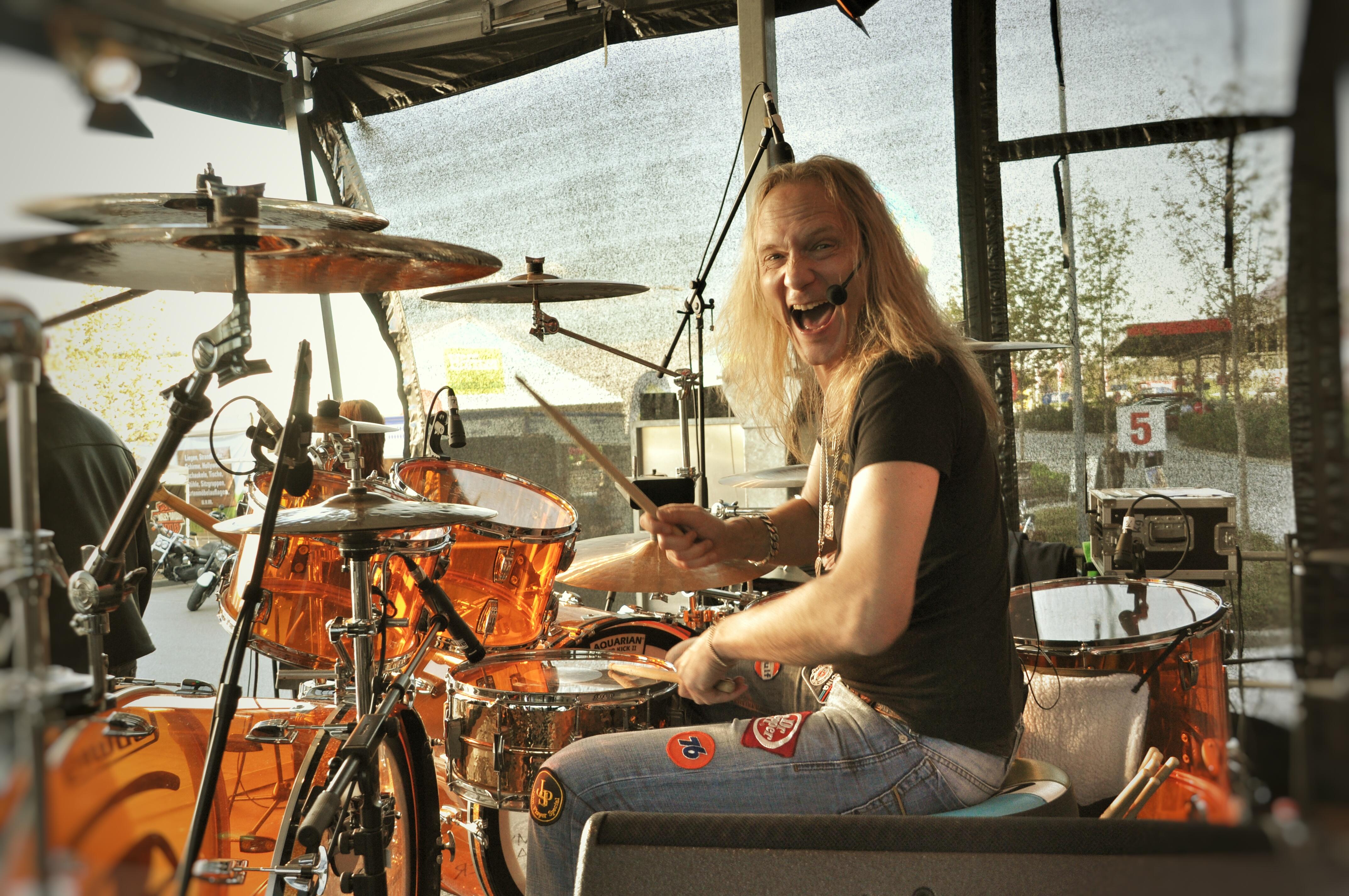 Drummer Tommy Wagner